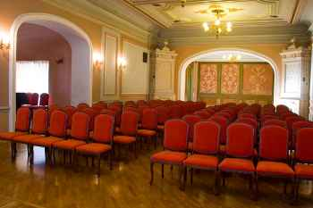 The conference venue in Tallinn