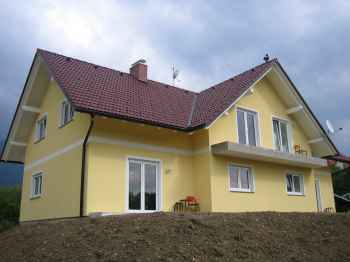 Second example of Jelovica house in Visoko