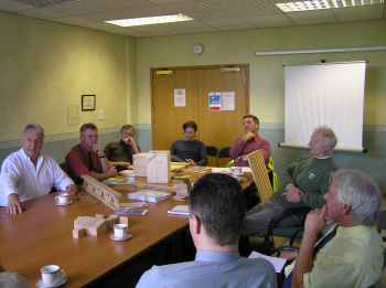 The North East Wales Institute / GATE Meeting at NEWI