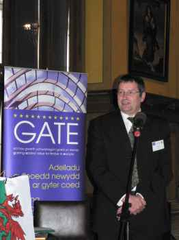 Mike Over, GATE Project Co-ordinator